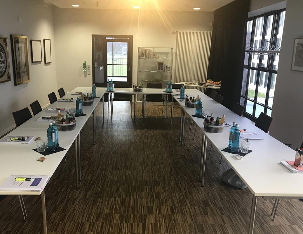 Seminarraum Abrechnung und Praxismanagement für Ihre Zahnarztpraxis